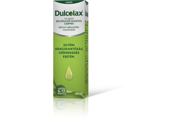 Dulcolax csepp 30ml