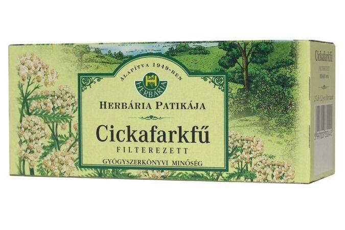 Herbária Cickafarkfű tea filteres 25x