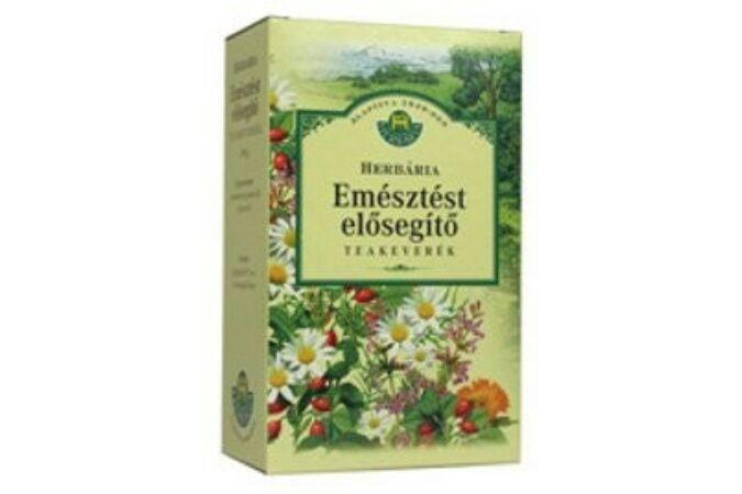 Herbária emésztést elősegítő tea 100g