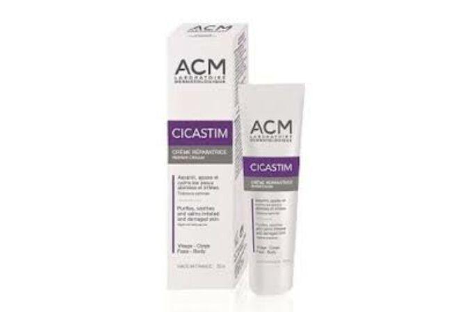 ACM Cicastim sebgyógyulást segítő gélkrém 20ml