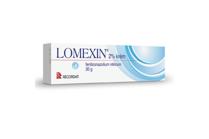 Lomexin 2% krém 30g