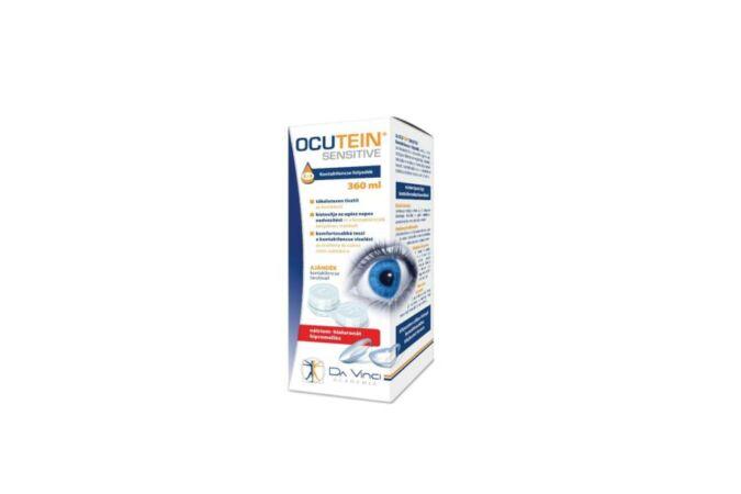 Ocutein Sensitive kontaktlencse folyadék 360ml