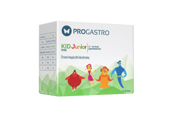 ProGastro Kid Junior étrendkiegészítő por 31tasak Lejár:2021.01.31