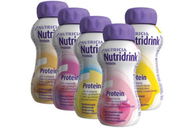 Nutricia Nutridrink Protein 4X200ml több ízben
