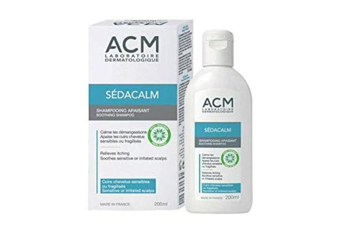 ACM Sédacalm viszketéscsillapító nyugtató sampon 200ml