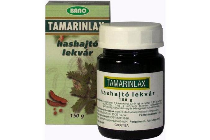 Tamarinlax hashajtó lekvár 150g