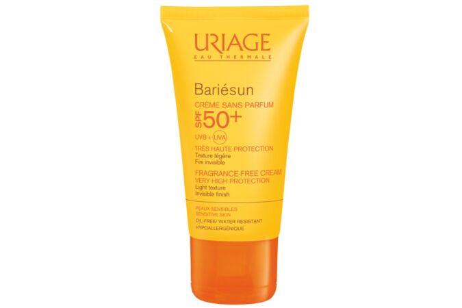 Uriage Bariésun illatmentes arckrém SPF 50+ 50ml