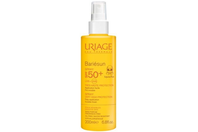 Uriage Bariésun Kid gyerek spray SPF 50+ 200ml