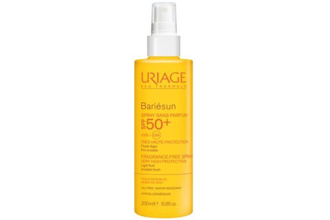 Uriage Bariésun illatmentes spray SPF 50+ 200ml