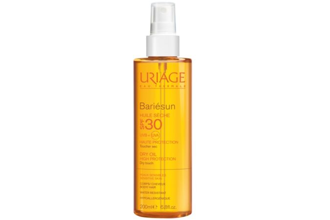 Uriage Bariésun száraz olaj spray SPF 30 200ml