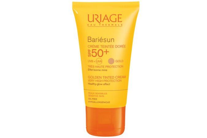Uriage Bariésun színezett arckrém (sötét) SPF 50+ 50ml