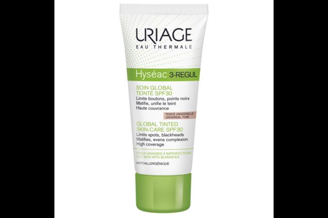 Uriage Hyséac 3-Regul színezett krém 40ml