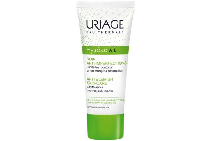 Uriage Hyséac A.I. krém gyulladt pattanásokra 40ml