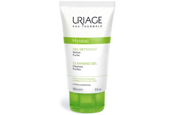 Uriage Hyséac habzó tisztító gél zsíros bőrre 150ml