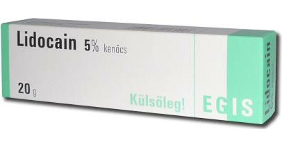 kenőcs érzéstelenítő ízületek 2 fokú artrózis kezelése