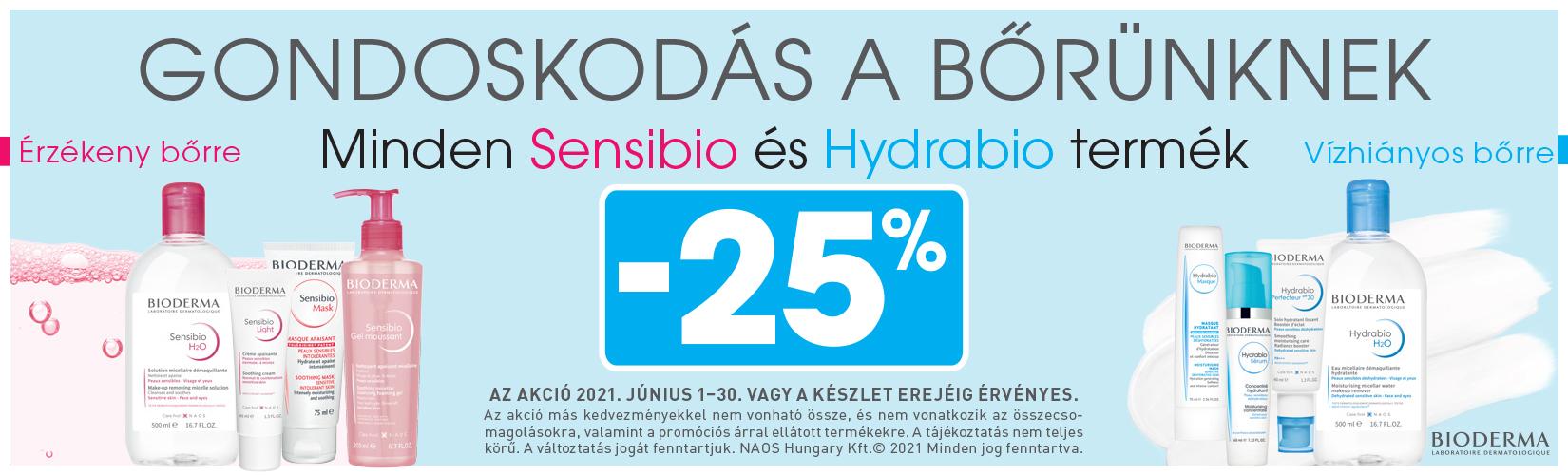 hydrabio sensibio