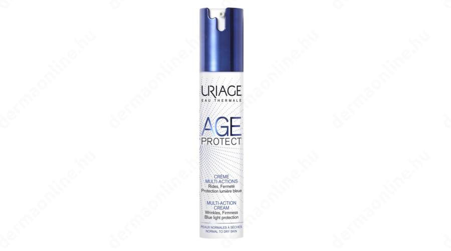 Uriage AGE PROTECT Ránctalanító krém 40 ml - Dermokozmetikum
